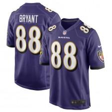 Dez Bryant Baltimore Ravens Nike Juego Camisetas – Púrpura