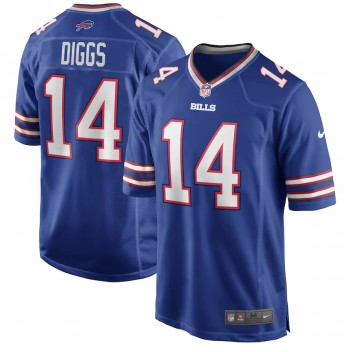 Stefon Diggs Buffalo Bills Nike Juego Camisetas - Real