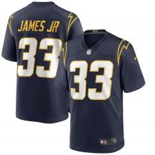 Derwin James Los Angeles Chargers Nike Camiseta de juego alternativo - Marina