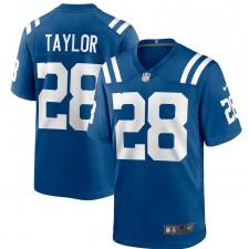 Jonathan Taylor Indianapolis Colts Nike juego Camisetas - Real