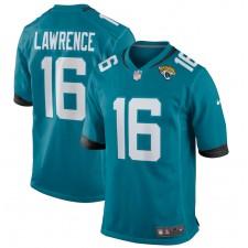 Trevor Lawrence Jacksonville Jaguars Nike 2021 Nfl Draft Primera Ronda coger Juego Camisetas - cerceta