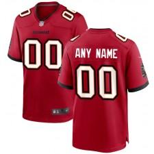 Nike Tampa Bay Buccaneers Camiseta de juego personalizado - Rojo