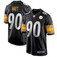 T.J. Watt Pittsburgh Steelers Nike juego equipo Camisetas – Negro