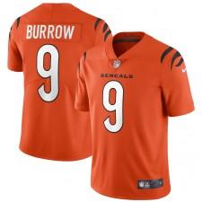 Joe Burrow Cincinnati Bengals Nike alternar Vapor limitado Camisetas - Naranja