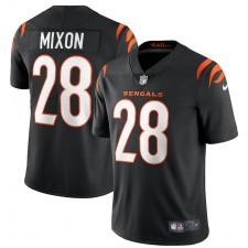 Céline CorcioneJoe Mixon Cincinnati Bengals Nike Vapor limitado Camisetas - Negro