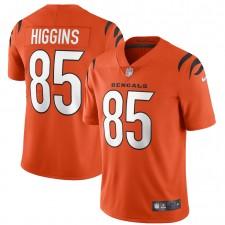 Tee Higgins Cincinnati Bengals Nike Alternate Vapor limitado Camisetas - Naranja