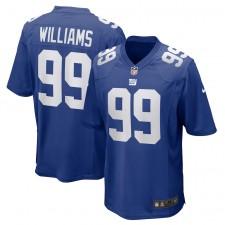 Leonard Williams New York Giants Camiseta de Juego Nike - Real
