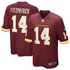 Ryan Fitzpatrick Washington Football Team Nike Juego Jugador Camisetas - Borgoña