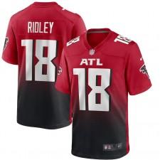Calvin Ridley Atlanta Falcons Camiseta de Juego Nike 2nd Alternate - Rojo