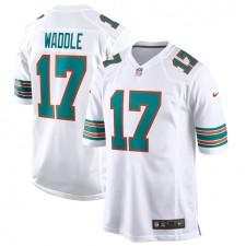 Jaylen Waddle Camiseta de Juego de los Miami Dolphins - Blanca
