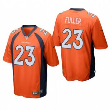 Denver Broncos Kyle Fuller Game Game Camisetas