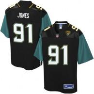 Pro Line Men's Jacksonville Jaguars Abry Jones Team Color Jersey