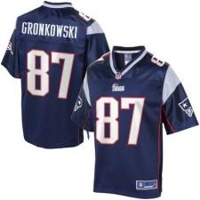 Hombres New England Patriots Roban Gronkowski Pro línea Marino Authentique NFL  Tienda Camisetas - Camisetas NFL Tienda - Tienda de camisetas oficiales de  la ... 604ed1442cb