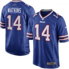 Mens Buffalo Bills Sammy Watkins Nike Royal Blue Game Jersey