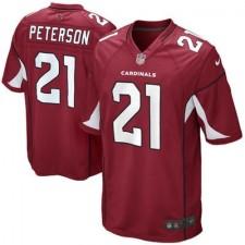 Mens Arizona Cardinals Patrick Peterson Nike Cardinal Game Jersey