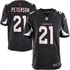 Mens Arizona Cardinals Patrick Peterson Nike Black Elite Jersey