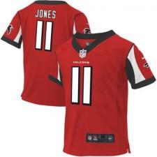 Toddler Atlanta Falcons Julio Jones Nike Red Game Jersey