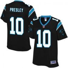 Pro Line Womens Carolina Panthers De'Andre Presley Team Color Jersey