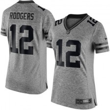 Mujeres Verde Bay. camisetas-green-bay-packers. Disponible. Mujeres Verde  Bay Packers Aaron Rodgers Nike gris Gridiron gris limitada NFL Tienda ... 4ec722576e5
