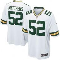 Hombres Verde Bay. camisetas-green-bay-packers. Disponible. Hombres Verde  Bay Packers Clay Matthews Nike Blanco Juego NFL Tienda ... 0b0239961da