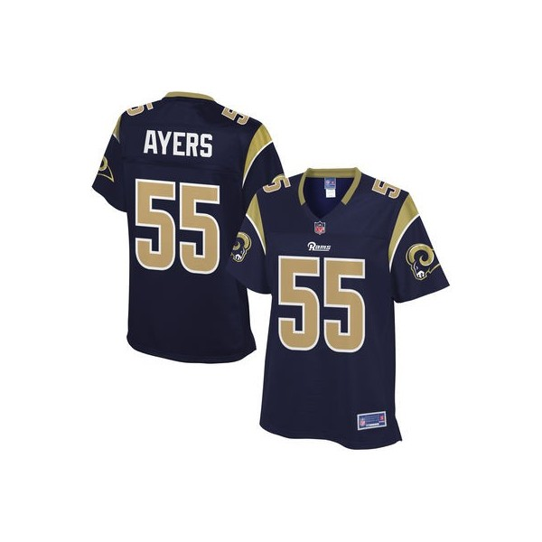 NFL Jersey's Pro Line Men's Los Angeles Rams Akeem Ayers Team Color Jersey