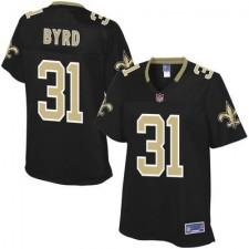 Pro Line Women's New Orleans Saints Jairus Byrd Team Color Jersey
