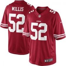 Hombres San Francisco. camisetas-san-francisco-49ers. Disponible. Hombres  San Francisco 49ers Patrick Willis Nike Scarlet Equipo Color limitada NFL  Tienda ... 74b912107ac4d